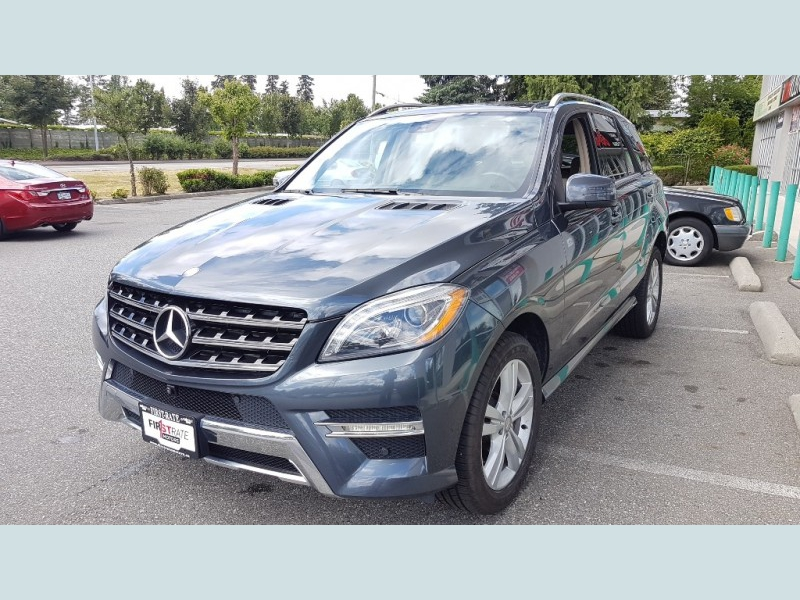 Mercedes-Benz ML350 2015 price $35,900