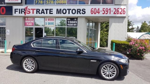 2014 BMW 528i xDRIVE AWD