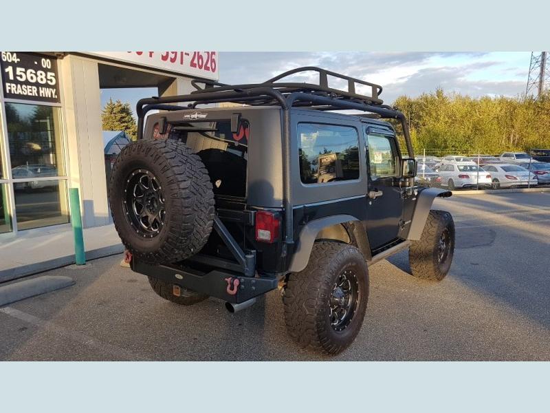 Jeep Wrangler 2009 price $22,900