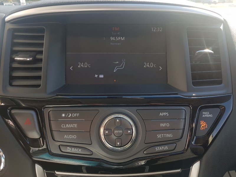 Nissan Pathfinder 2017 price $26,900