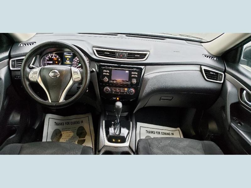 Nissan Rogue 2016 price $20,900