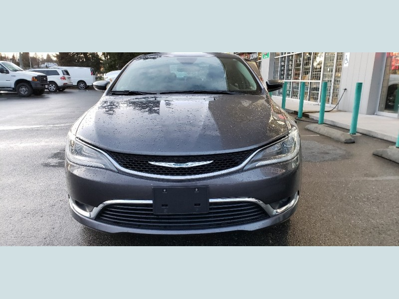 Chrysler 200 LIMITED 2016 price $15,900