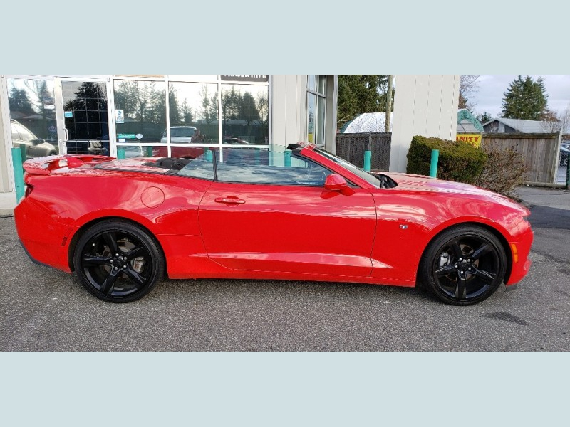 Chevrolet Camaro 2017 price $29,900