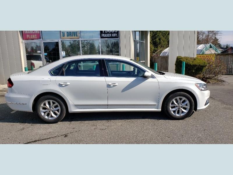 Volkswagen Passat 2017 price $17,900