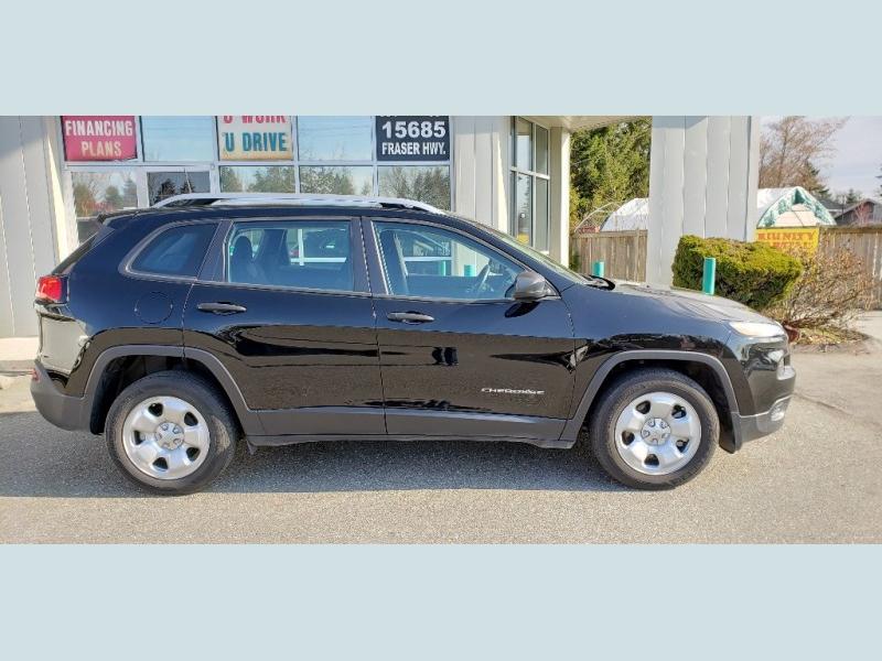 Jeep Cherokee 2017 price $20,900