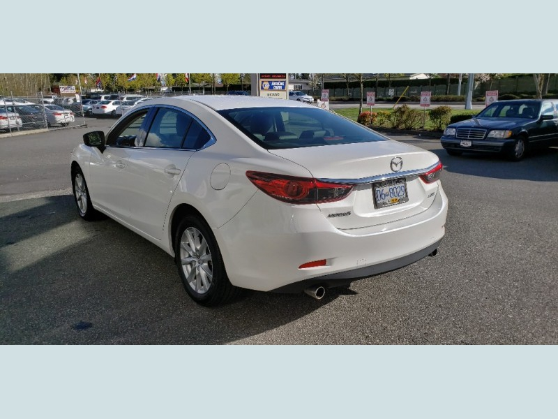 Mazda Mazda6 2017 price $27,900