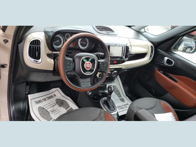 Fiat 500L 2014 price $13,900