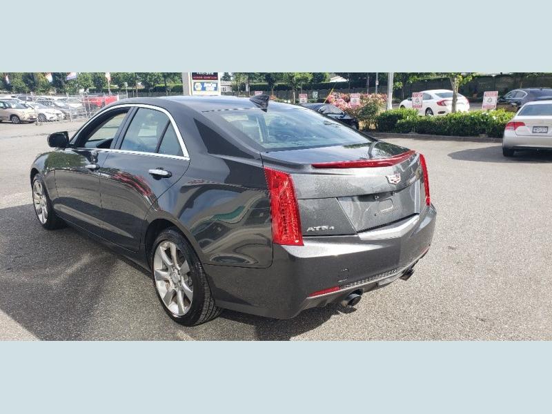 Cadillac ATS Sedan 2015 price $21,900