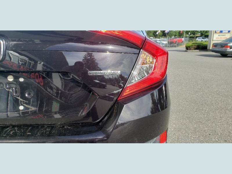 Honda CIVIC TOURING TURBO 2016 price $18,900