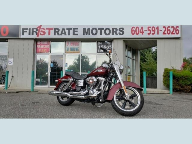 2015 Harley-Davidson DYNA SWITCHBACK FLD 103