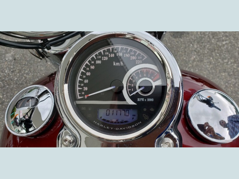 Harley-Davidson DYNA SWITCHBACK FLD 103 2015 price $17,900