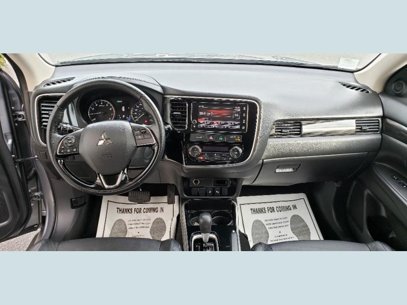Mitsubishi Outlander 2017 price $25,900