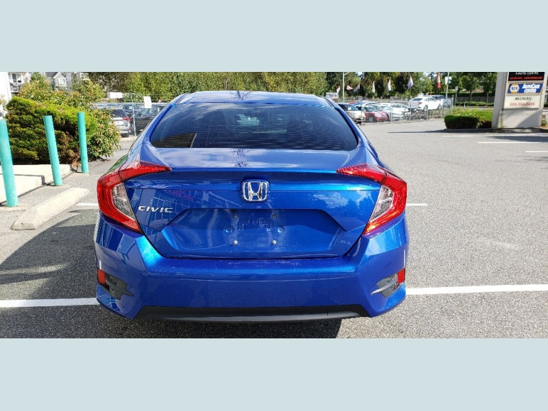 Honda Civic 2016 price $19,900