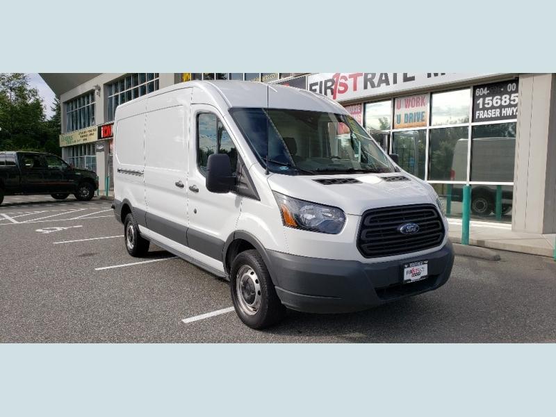 Ford Transit Van 2017 price $32,900