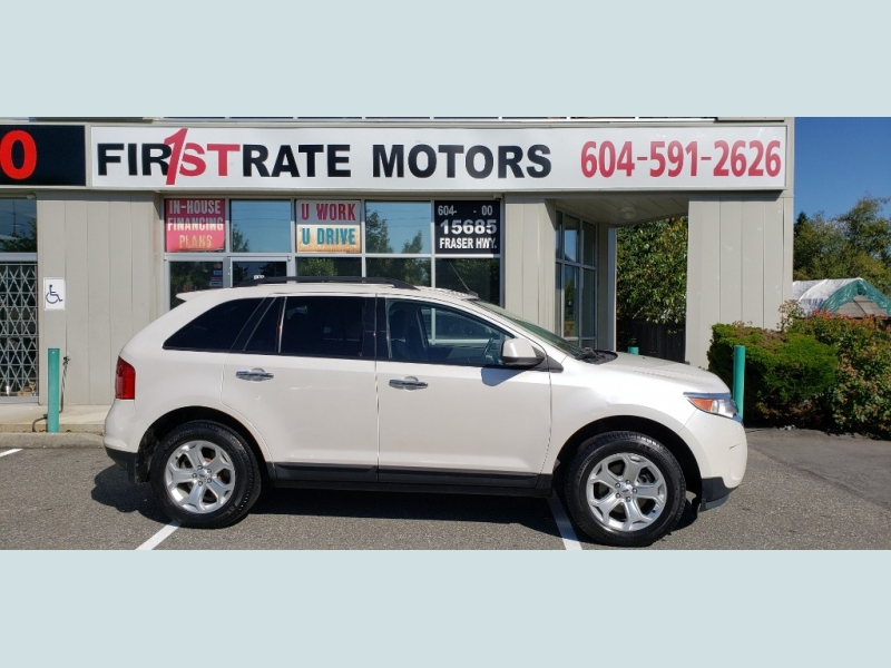 Ford Edge 2011 price $10,900
