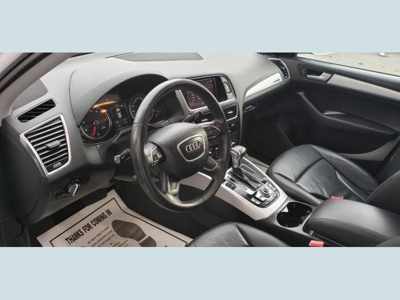 Audi Q5 2014 price $26,900