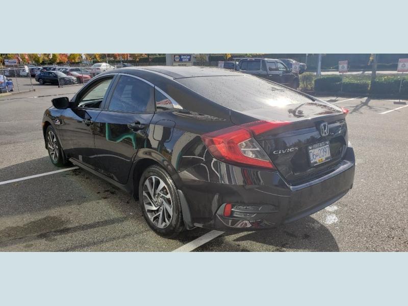 Honda Civic 2016 price $17,900