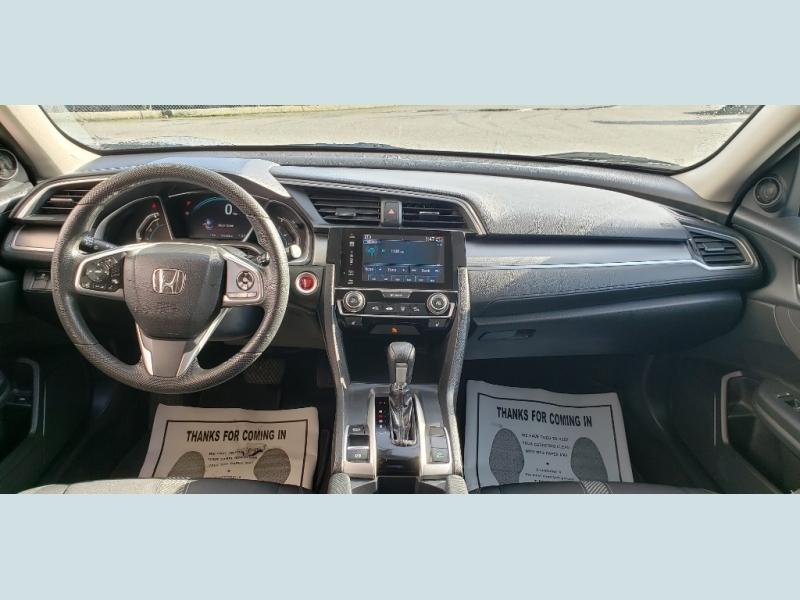 Honda Civic 2016 price $18,288