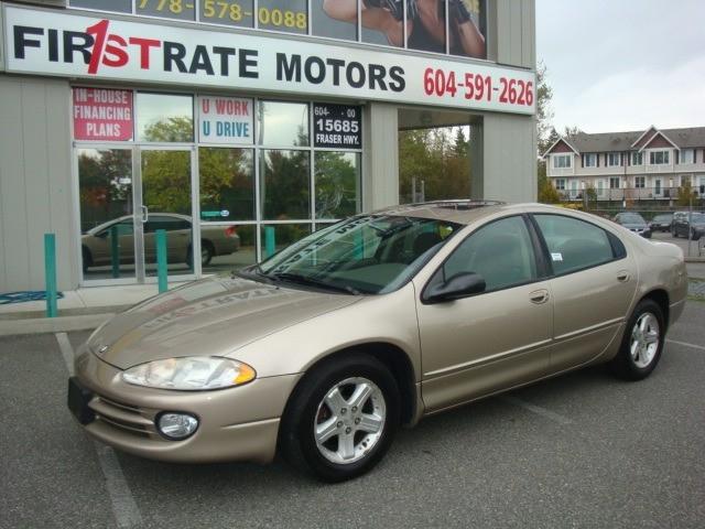 2003 Chrysler Intrepid