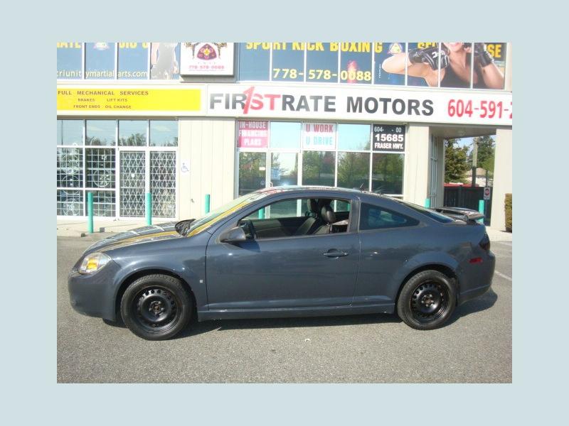 Pontiac G5 2008 price $5,900