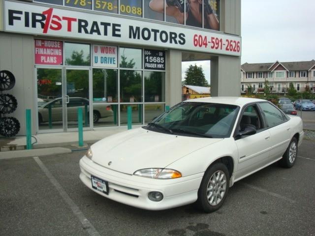 1997 Chrysler Intrepid