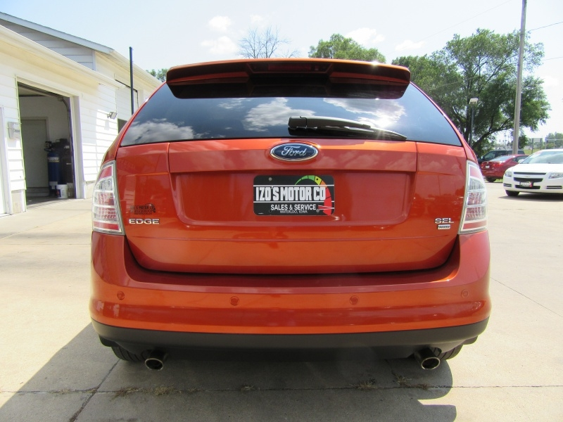 Ford Edge 2007 price $5,595