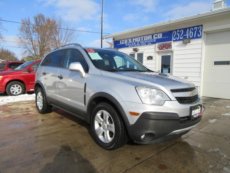 Chevrolet Captiva Sport Fleet 2013 price $5,995