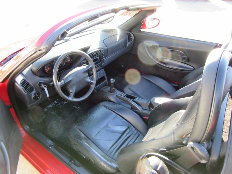 Porsche Boxster 1998 price $9,995