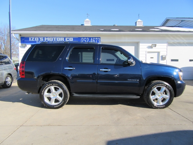 Chevrolet Tahoe 2007 price