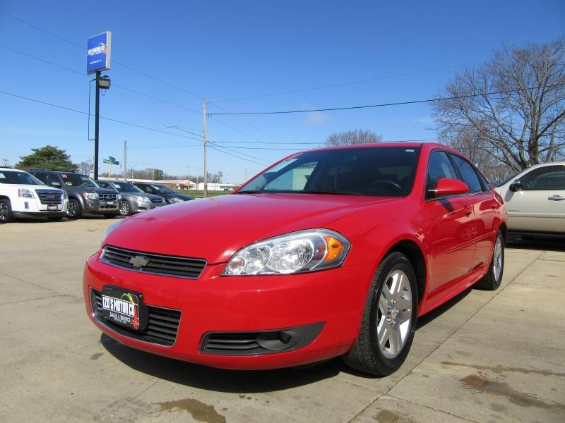 Chevrolet Impala 2011 price $5,595