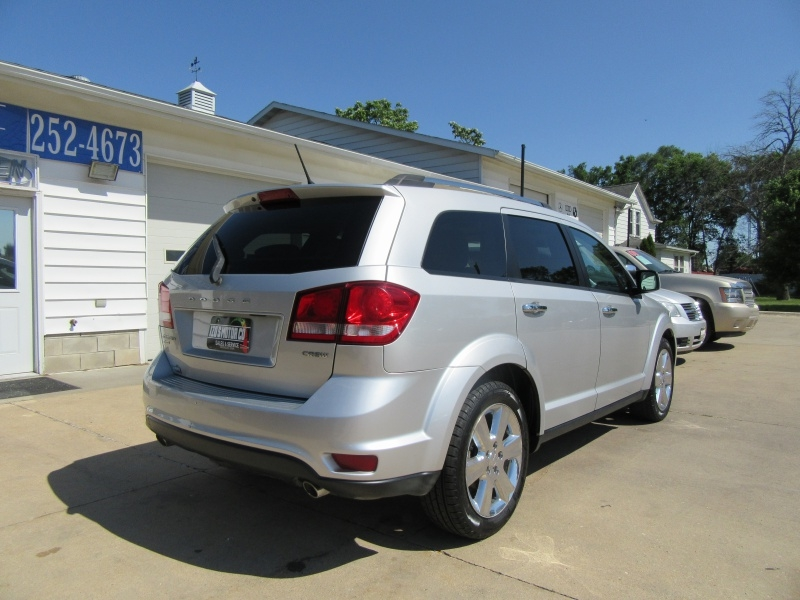Dodge Journey 2012 price $7,595