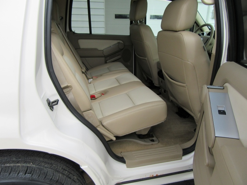 Mercury Mountaineer 2008 price