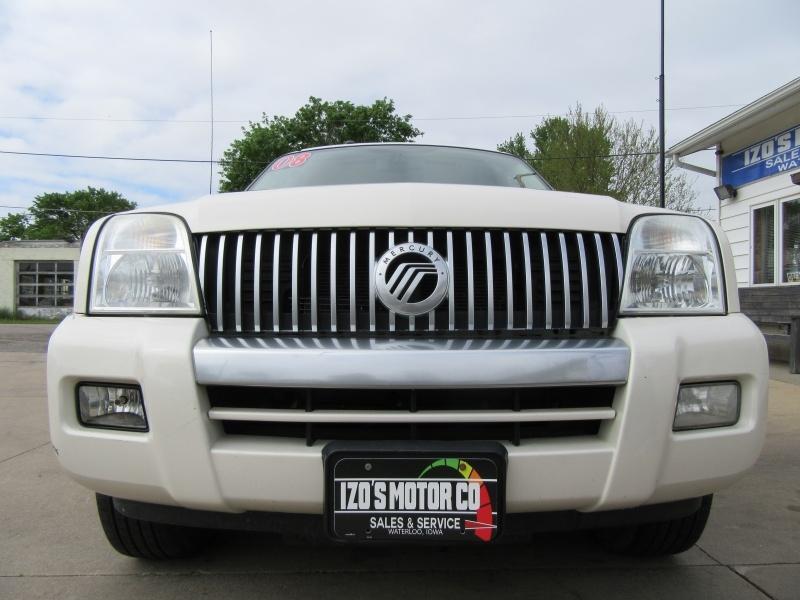 Mercury Mountaineer 2008 price $0