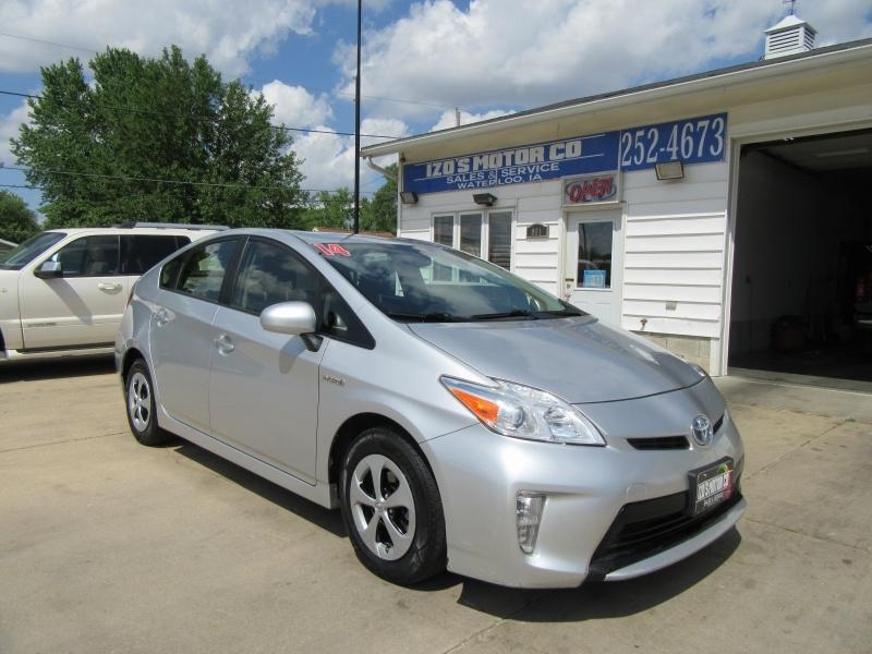 Toyota Prius 2014 price