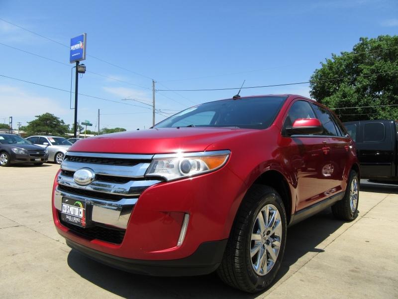 Ford Edge 2011 price