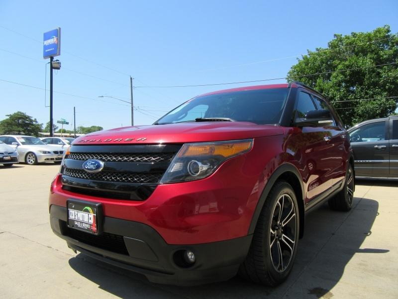 Ford Explorer 2014 price $11,595