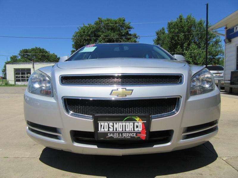 Chevrolet Malibu 2012 price