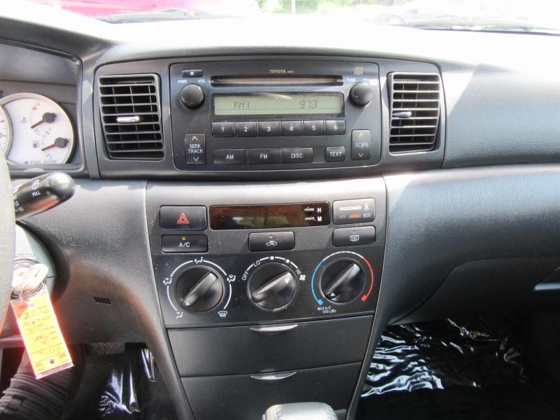 Toyota Corolla 2006 price $5,595