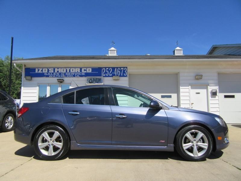 Chevrolet Cruze 2014 price $7,595