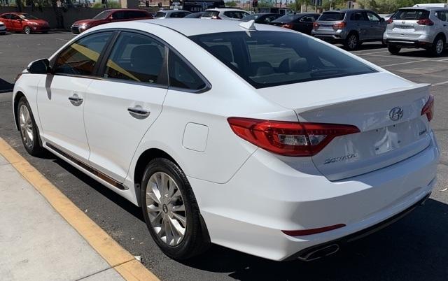 Hyundai Sonata 2015 price $16,998