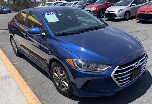 Hyundai Elantra 2018 price $13,299