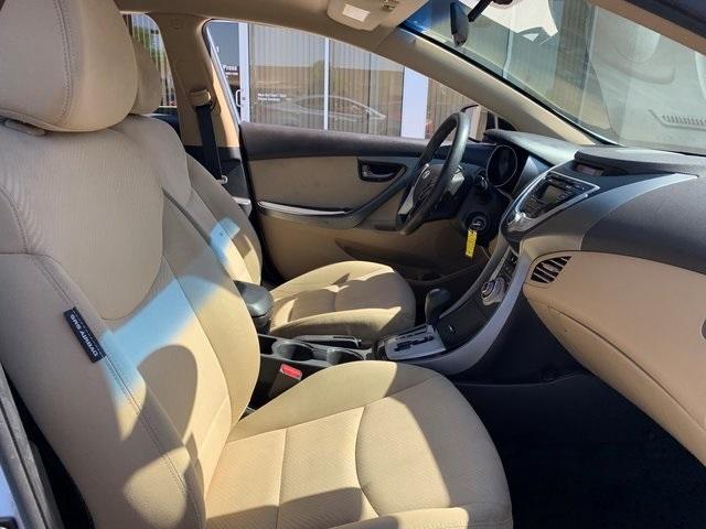 Hyundai Elantra 2012 price $7,499