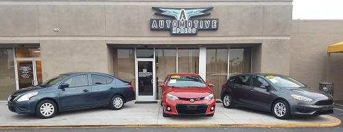 Automotive Xpress Shop