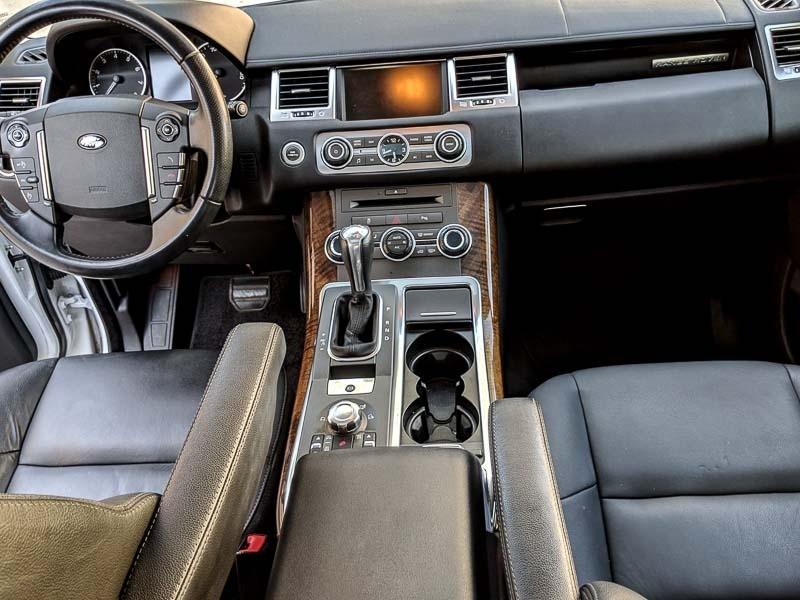 Land Rover Range Rover Sport 2011 price $20,995