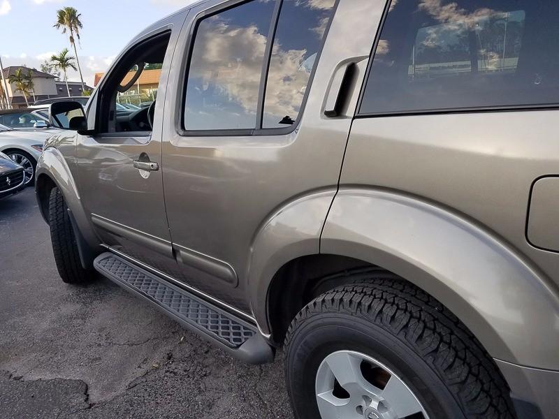 Nissan Pathfinder 2006 price $6,595