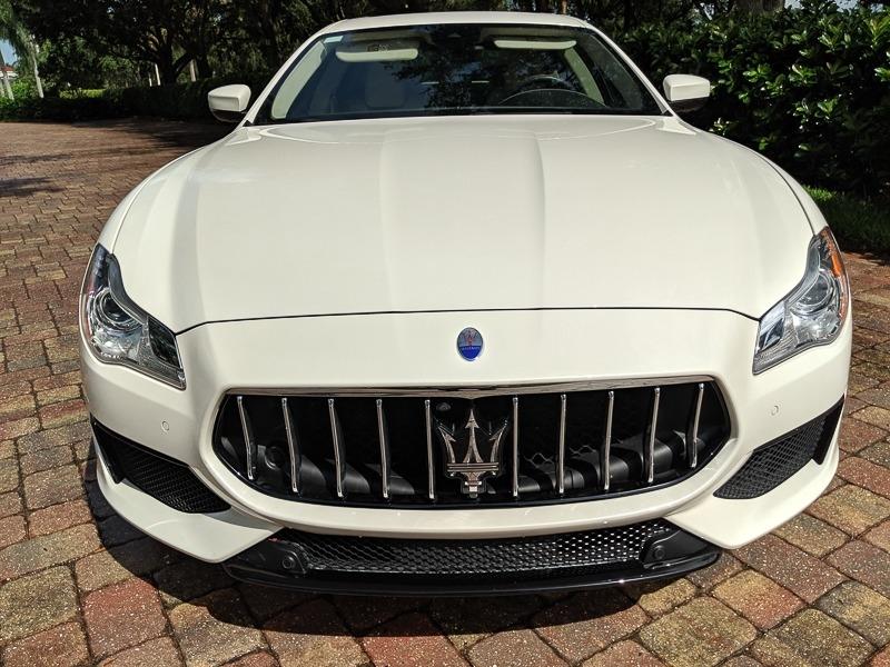 Maserati Quattroporte 2017 price $67,995