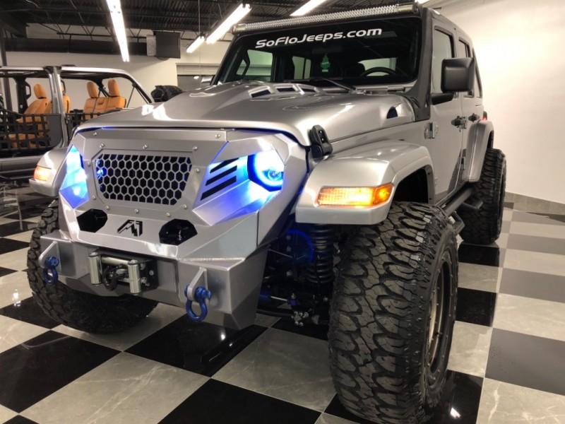 Jeep Wrangler Unlimited 2018 price $58,995