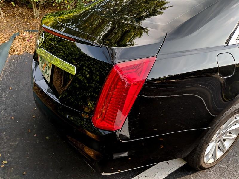 Cadillac CTS Sedan 2014 price $0