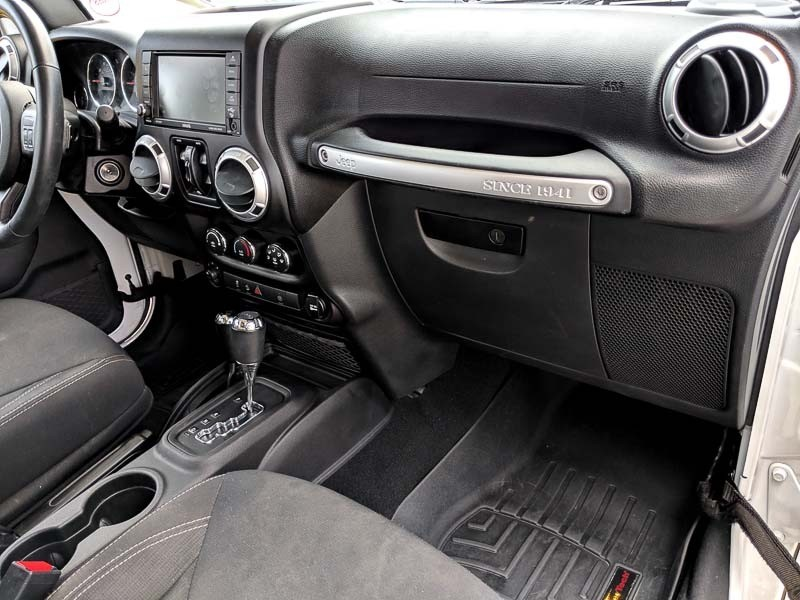 Jeep Wrangler Unlimited 2015 price $30,595