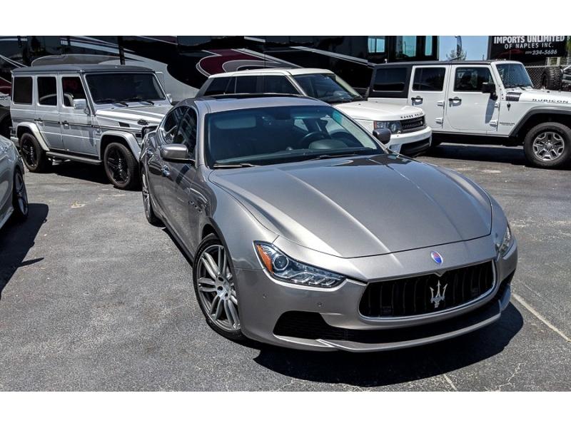 Maserati Ghibli 2015 price Call